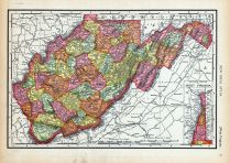 Page 071 - West Virginia, World Atlas 1911c from Minnesota State and County Survey Atlas